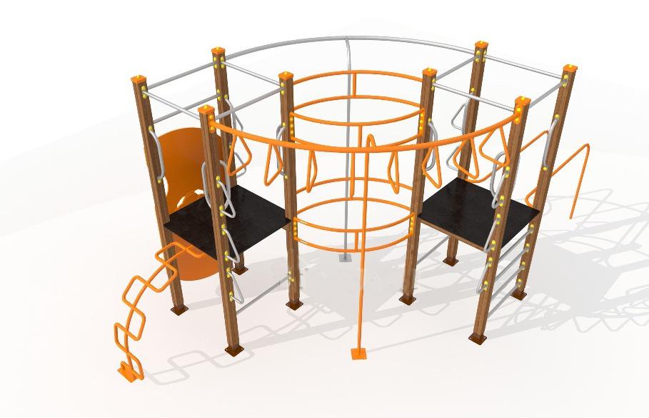 Оборудуем спортивную площадку для двора, школы, дачи