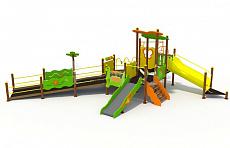 Детская площадка для детей с ограниченными возможностями