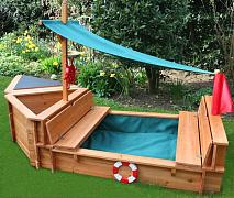 Создание детской игровой площадки своими руками