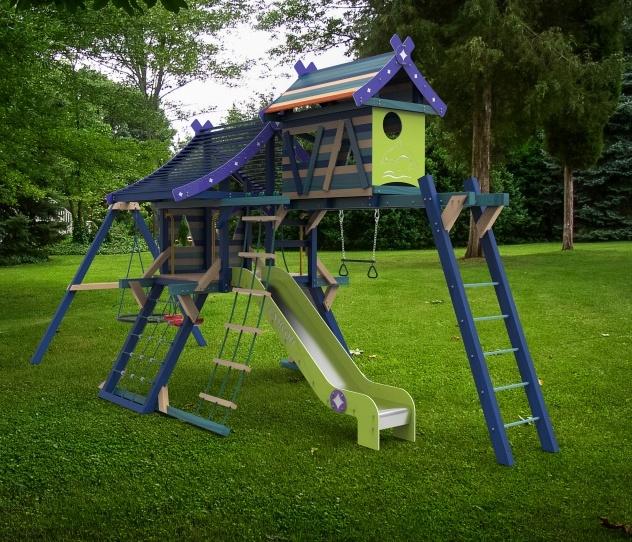 детские игровые комплексы самсон официальный сайт