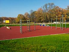 Площадки ГТО
